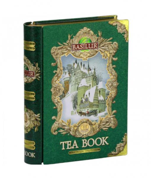 Ceai Negru Basilur Book vol 3, 100 g [0]