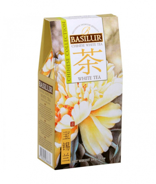 Ceai alb chinezesc Basilur White Tea Refill 0