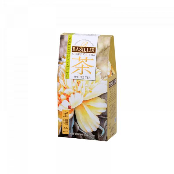 Ceai alb chinezesc Basilur White Tea Refill 1