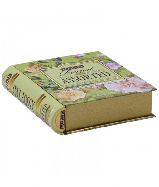 Ceai verde Basilur Bouquet Assorted [3]