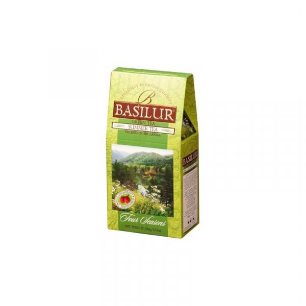 Ceai verde Basilur Summer Tea - Refill, 100 g [1]
