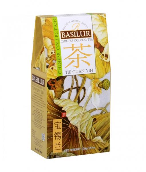 Ceai verde chinizesc Basilur Tie Guan Yin - Refill 0