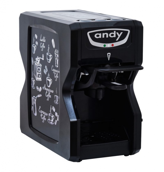 Espressor Andy compatibil 5 tipuri capsule [0]