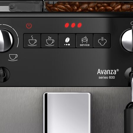 Espressor Automat Melitta Avanza, Sistem Cappuccinatore [6]