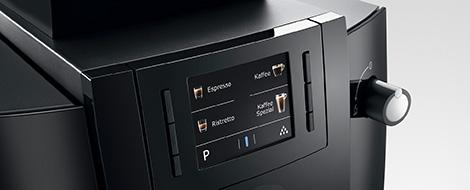 Espressor automat profesional JURA WE6 4