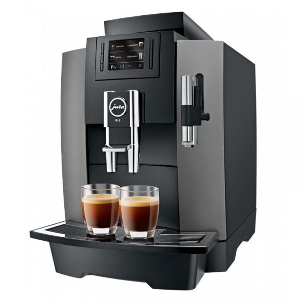 Espressor automat profesional Jura WE8 1