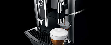 Espressor automat profesional Jura WE8 3