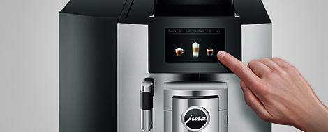 Espressor automat profesional Jura X10 2