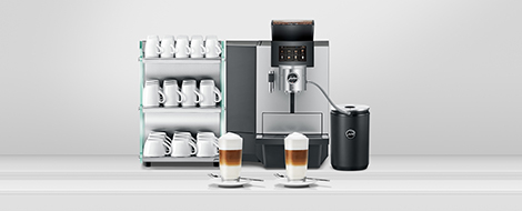 Espressor automat profesional Jura X10 4