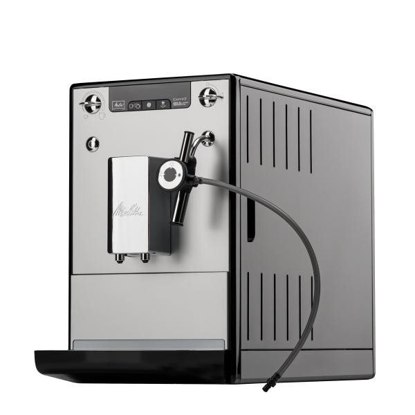 Espressor cafea Melitta Caffeo Solo & Perfect Milk E957-101, argintiu [1]