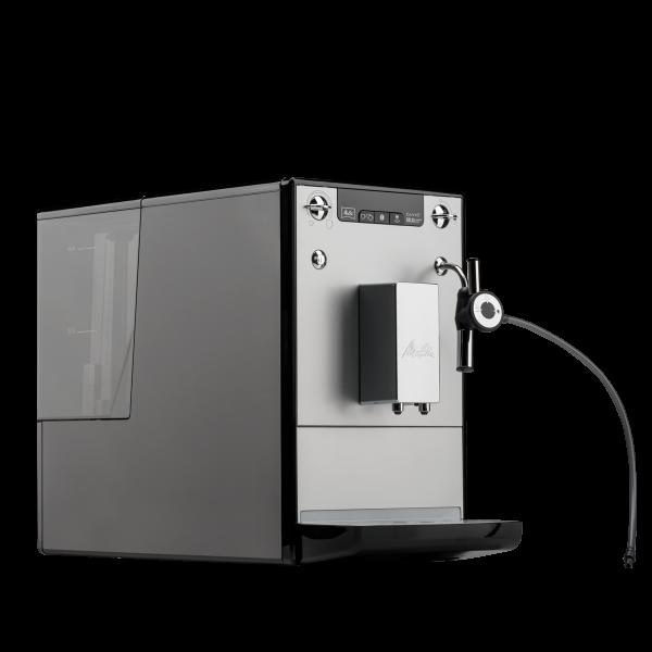 Espressor cafea Melitta Caffeo Solo & Perfect Milk E957-101, argintiu [2]