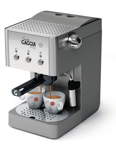 Espressor classic Gran Gaggia Prestige RI8427/11 1