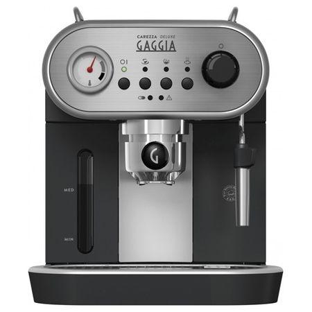 Espressor manual Gaggia Carezza Deluxe RI8525/01, negru 0