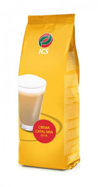 ICS Crema Catalana (zahar ars), 750 g [0]