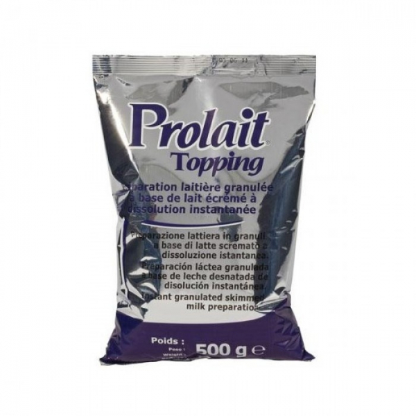 Lapte Prolait Topping Blu, 500 g 0