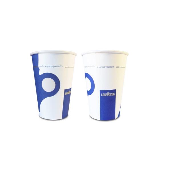 Pahare de carton Lavazza 7 oz - 210 ml, 100 buc 0