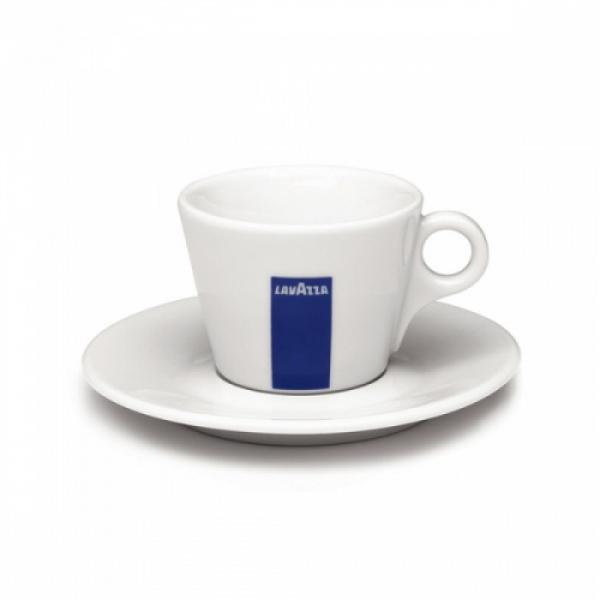 Set cesti + farfurii cafea ceramica Lavazza Cappucino, 6 buc [0]