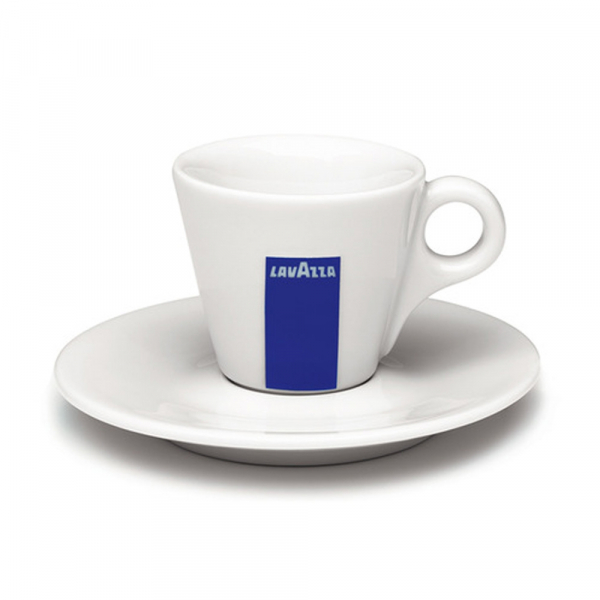 Set cesti + farfurii de cafea ceramica Lavazza Espresso, 12 buc 0