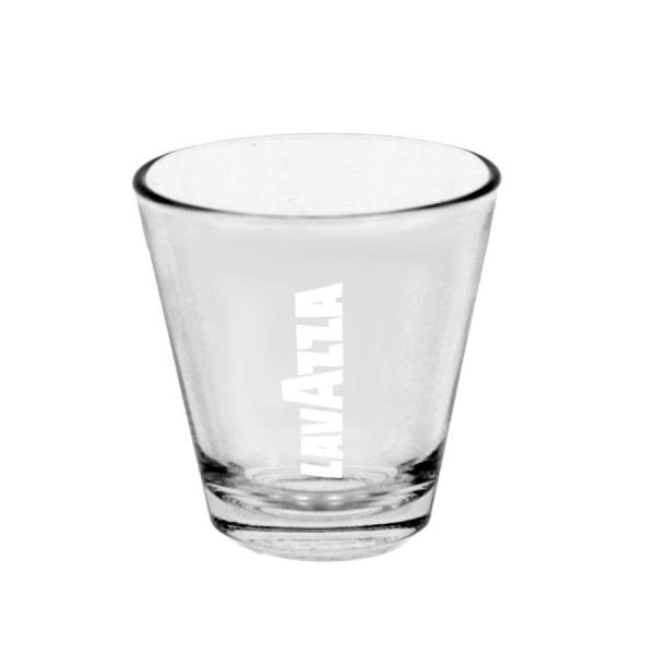 Pahar sticla mic Lavazza 110ml, 12buc 0