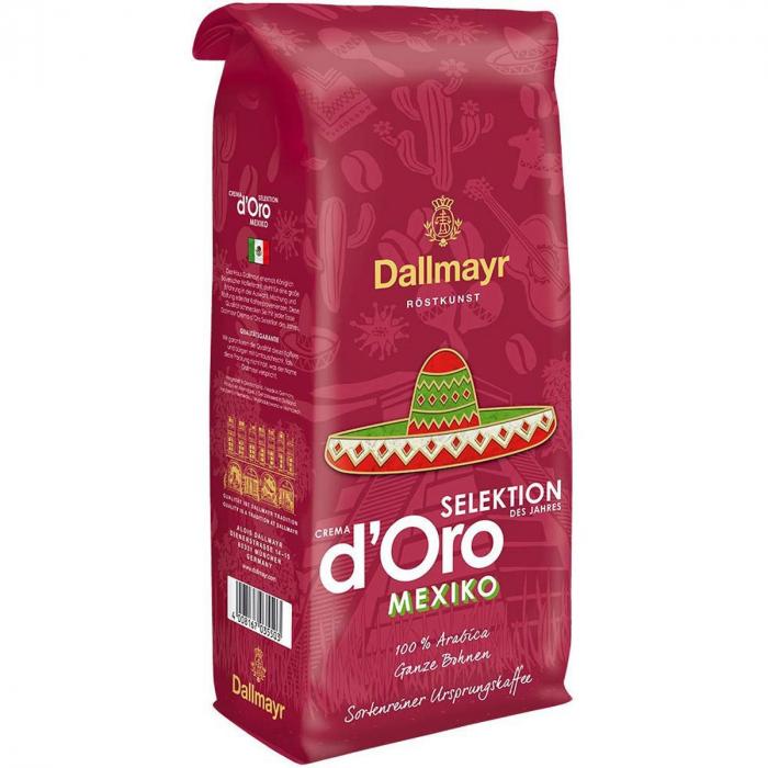 Cafea boabe Dallmayr Crema DOro Selektion des Jahres, 1kg 1