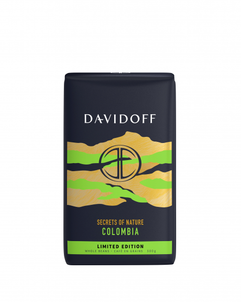 Cafea boabe Davidoff Limited Edition Columbia, 500g 0