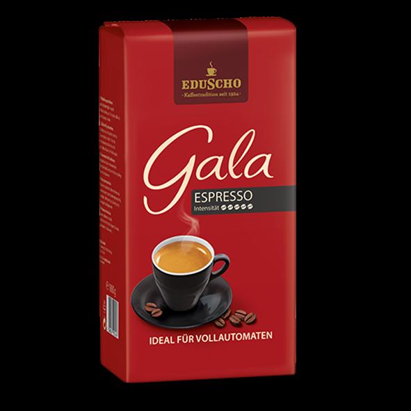 Cafea boabe Eduscho Gala Espresso, 1kg [0]