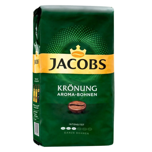 Cafea boabe Jacobs Kronung Aroma Bohnen, 500g 0