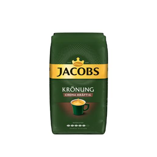 Cafea boabe Jacobs Kronung Caffe Crema Kraftig, 1kg [0]
