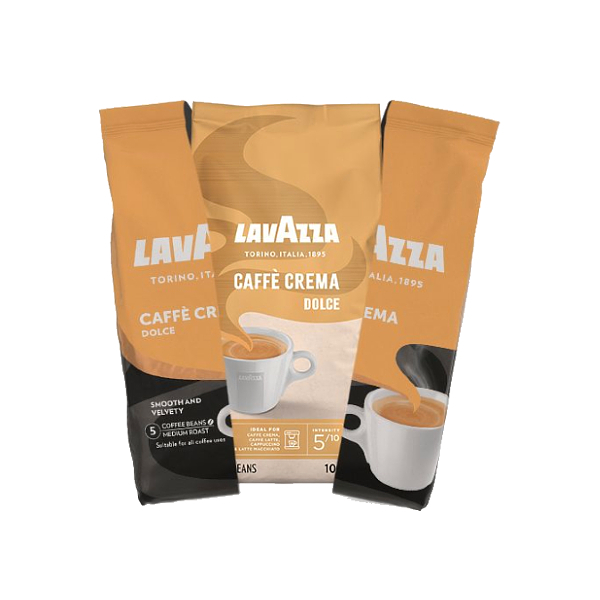 Cafea boabe Lavazza Caffe Crema Dolce, 1000g 1
