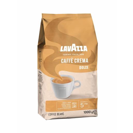 Cafea boabe Lavazza Caffe Crema Dolce, 1000g 0