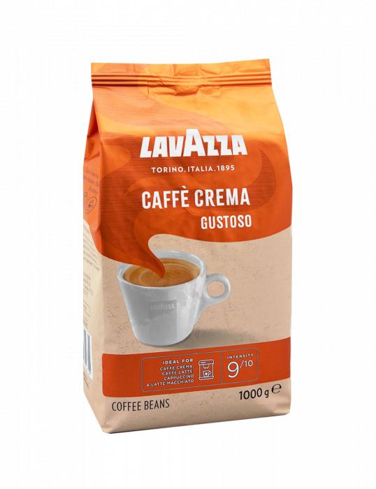 Cafea boabe Lavazza Caffe Crema Gustoso, 1 kg 2