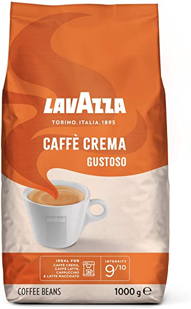 Cafea boabe Lavazza Caffe Crema Gustoso, 1 kg 0