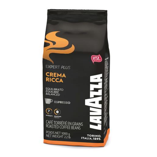 Cafea boabe Lavazza Expert Plus Crema Ricca, 1 kg 0