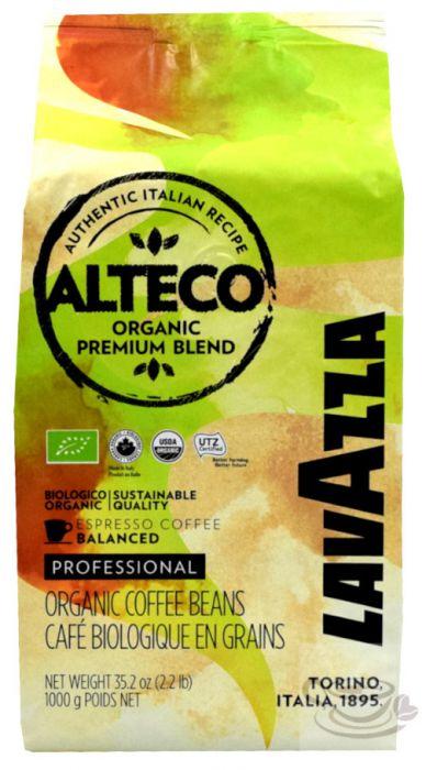 Cafea boabe Lavazza Espresso Alteco Bio Organic, 1kg 0