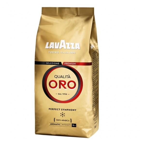 Cafea boabe Lavazza Qualita Oro, 1 kg 1