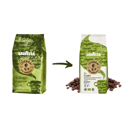 Cafea boabe Lavazza Tierra Bio-Organic, 1 kg [0]