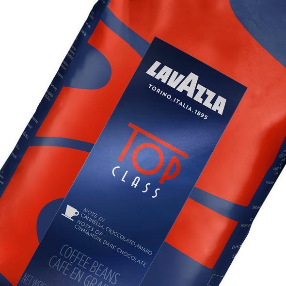 Cafea boabe Lavazza Top Class, 1 kg 1