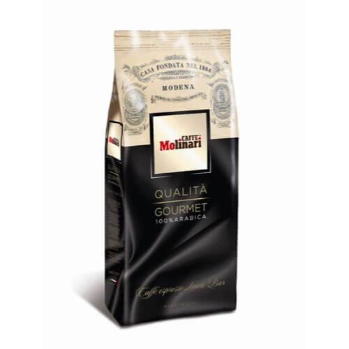 Cafea boabe Molinari Qualita Gourmet 100% Arabica, 1kg 0