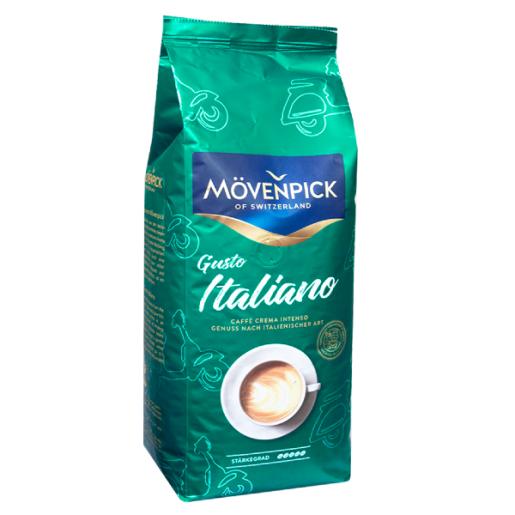 Cafea boabe Movenpick Caffe Crema Gusto Italiano Intenso, 1kg 2