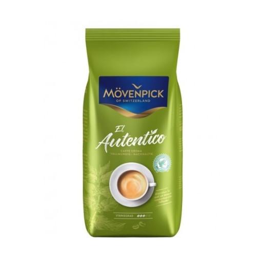 Cafea boabe Movenpick El Autentico Caffe Crema Rainforest, 1 kg [0]