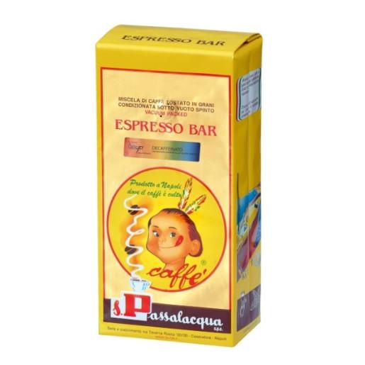 Cafea boabe Passalacqua Deup Decofeinizata, 1kg [0]
