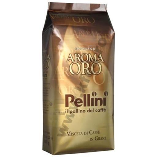 Cafea boabe Pellini Aroma Oro, 1kg 0