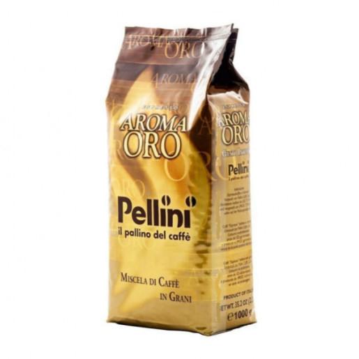 Cafea boabe Pellini Espresso Aroma Oro Gusto Intenso, 1kg 0