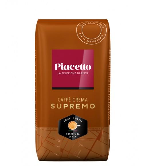 Cafea boabe Piacetto Supremo Cafe Crema, 1kg 0