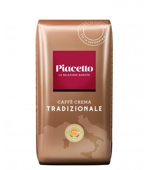 Cafea boabe Piacetto Traditionale Cafe Crema, 1kg [0]
