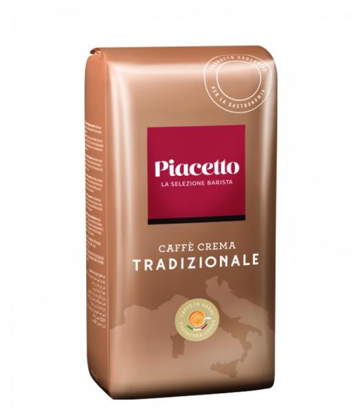 Cafea boabe Piacetto Traditionale Cafe Crema, 1kg [1]