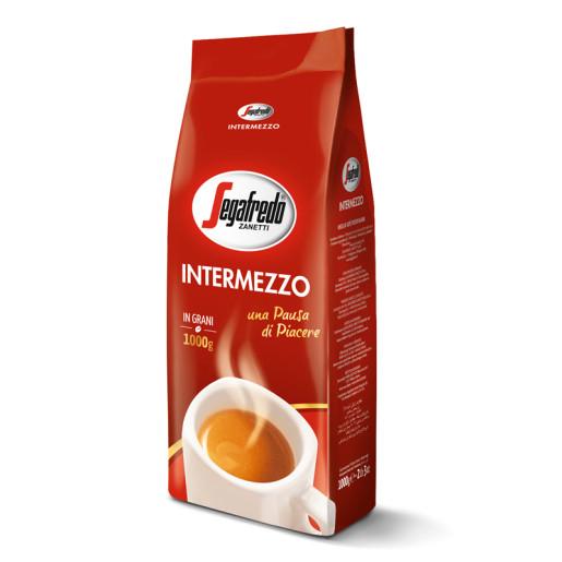 Cafea boabe Segafredo Intermezzo, 1kg 0