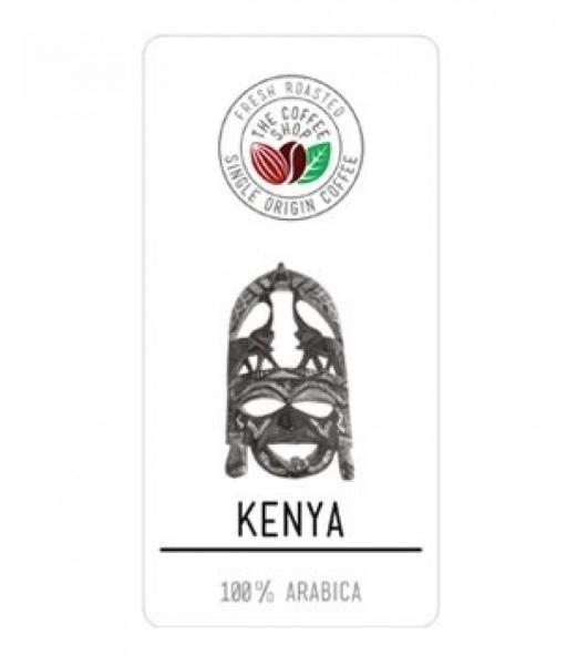 Cafea boabe Single Origin The Coffee Shop Kenya, 500g 0