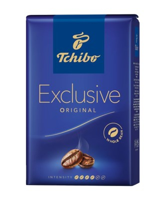 Cafea boabe Tchibo Exclusive, 500g 0