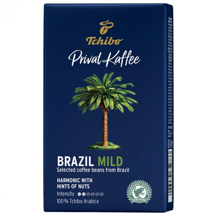 Cafea boabe Tchibo Privat Kaffee Brazil Mild, 500 g [0]